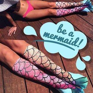Mermaid Beach Socks